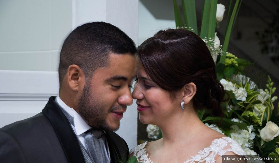 El matrimonio de Reynaldo y Maricela en Girardota, Antioquia