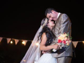 El matrimonio de Bibi y Nacho