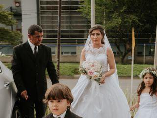 El matrimonio de Shirley Rivera  y Cristian Martínez  1