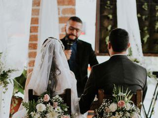 El matrimonio de Shirley Rivera  y Cristian Martínez  2