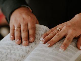 El matrimonio de Shirley Rivera  y Cristian Martínez  3