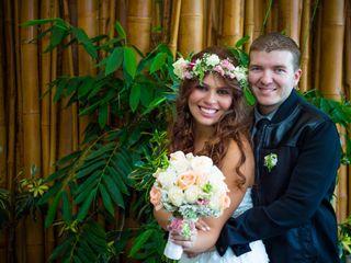 El matrimonio de Ana y David