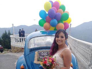El matrimonio de Viviana  y Alfredo  1