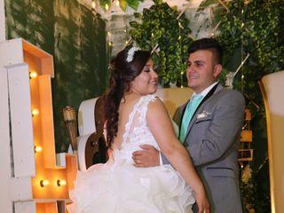 El matrimonio de Karol  y Mateo  1