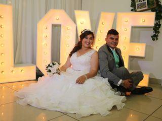 El matrimonio de Karol  y Mateo