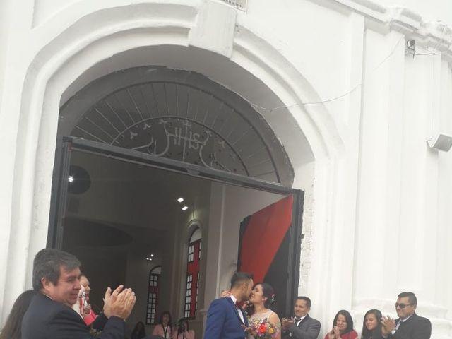 El matrimonio de Alfredo  y Viviana  en Bogotá, Bogotá DC 5