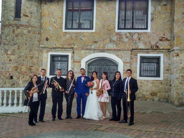 El matrimonio de Alfredo  y Viviana  en Bogotá, Bogotá DC 18