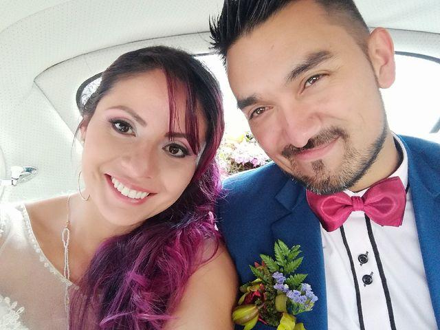 El matrimonio de Viviana  y Alfredo