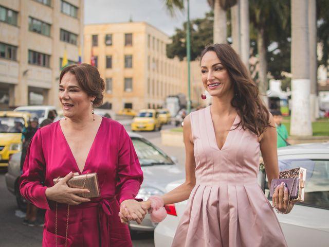 El matrimonio de Hugo y Laura en Bucaramanga, Santander 1