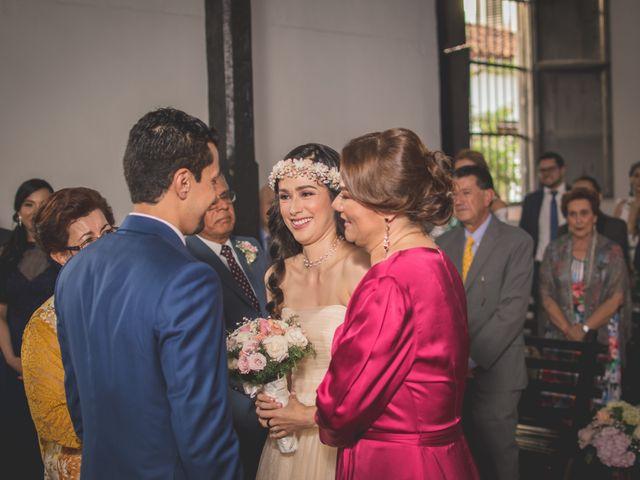 El matrimonio de Hugo y Laura en Bucaramanga, Santander 6