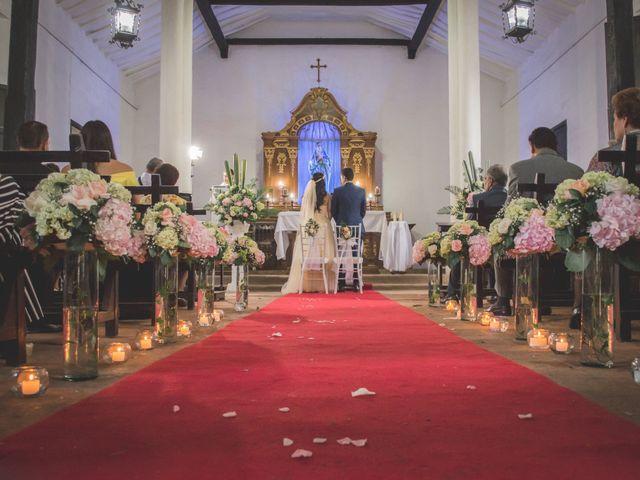 El matrimonio de Hugo y Laura en Bucaramanga, Santander 9