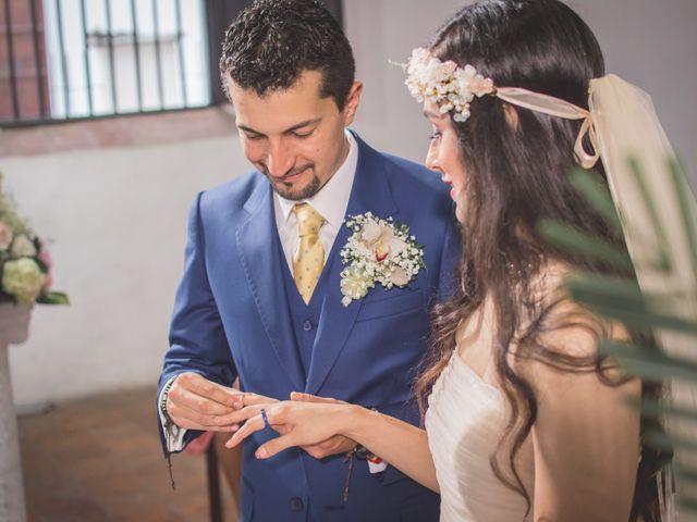 El matrimonio de Hugo y Laura en Bucaramanga, Santander 10