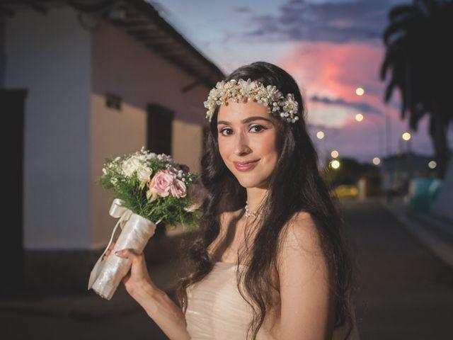 El matrimonio de Hugo y Laura en Bucaramanga, Santander 16