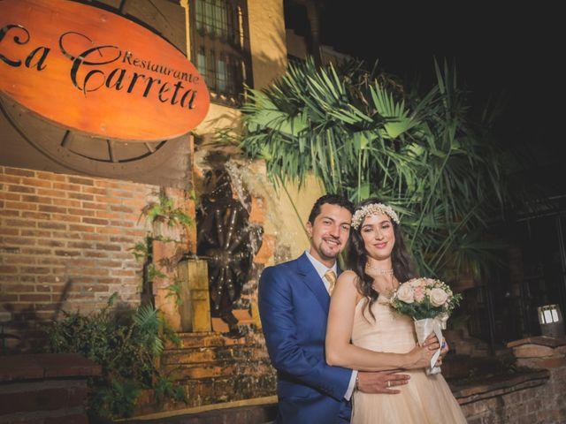 El matrimonio de Hugo y Laura en Bucaramanga, Santander 21