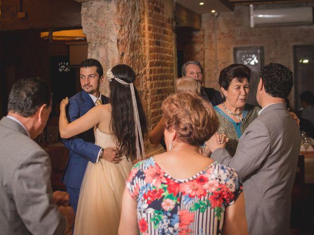 El matrimonio de Hugo y Laura en Bucaramanga, Santander 30