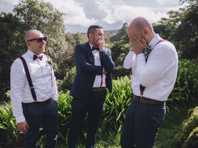 El matrimonio de Alejandro y Camila en Medellín, Antioquia 11