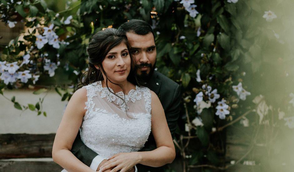 El matrimonio de Cristian Martínez  y Shirley Rivera  en Sabaneta, Antioquia
