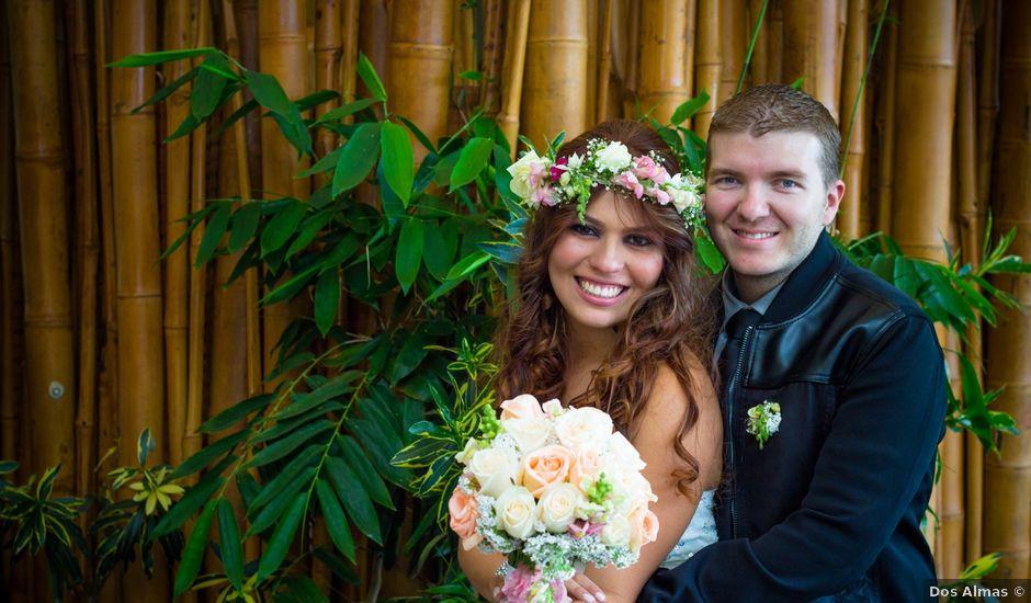 El matrimonio de David y Ana en Medellín, Antioquia