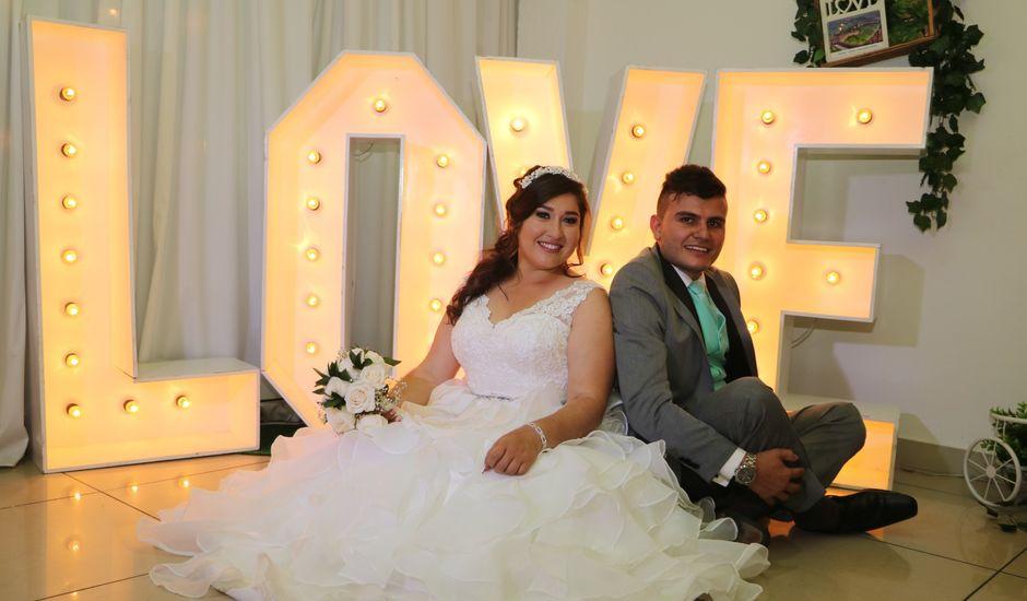El matrimonio de Mateo  y Karol  en Bogotá, Bogotá DC