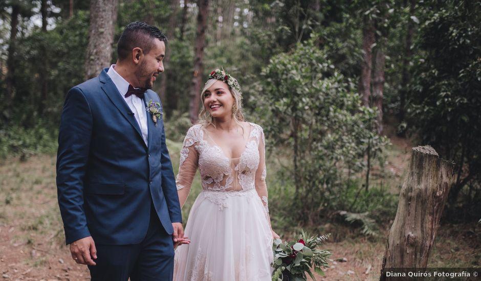 El matrimonio de Alejandro y Camila en Medellín, Antioquia