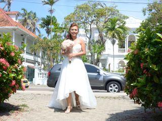 El matrimonio de Diana y Andres 1