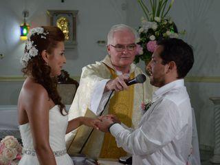 El matrimonio de Diana y Andres 2