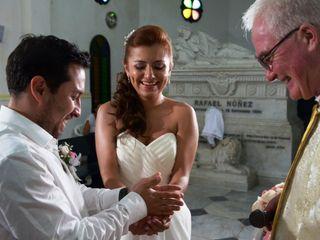 El matrimonio de Diana y Andres 3