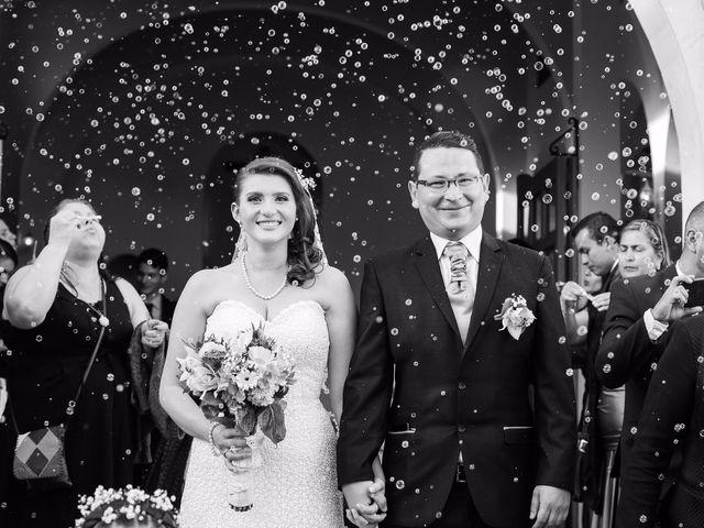 El matrimonio de Paola y Fredy