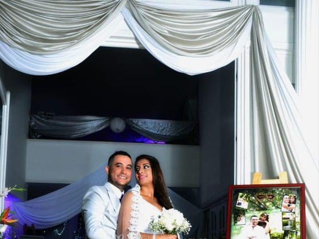 El matrimonio de Duvan  y Lorena  en Cali, Valle del Cauca 4