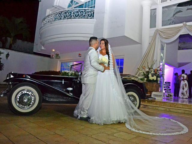 El matrimonio de Lorena  y Duvan