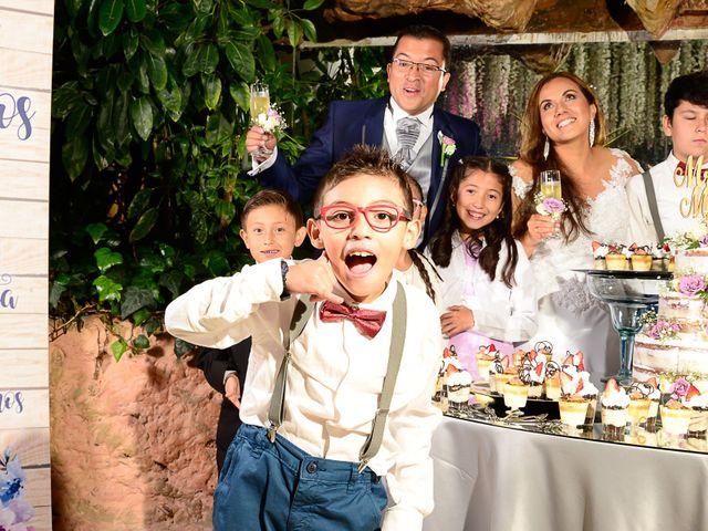 El matrimonio de Juan José y Lina en La Calera, Cundinamarca 20
