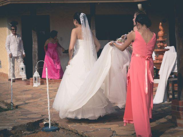 El matrimonio de Arlend y Karen en Barichara, Santander 7