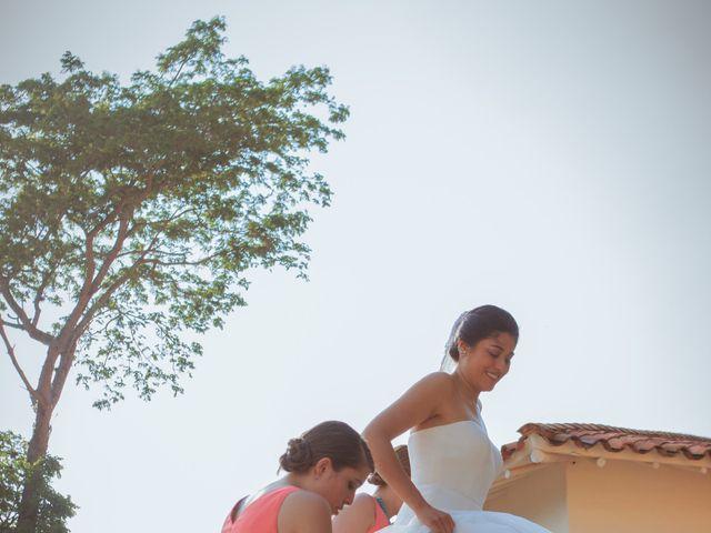 El matrimonio de Arlend y Karen en Barichara, Santander 9