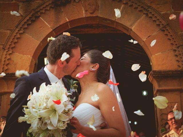 El matrimonio de Arlend y Karen en Barichara, Santander 17