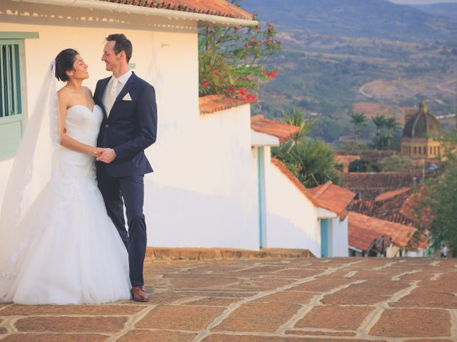 El matrimonio de Arlend y Karen en Barichara, Santander 22