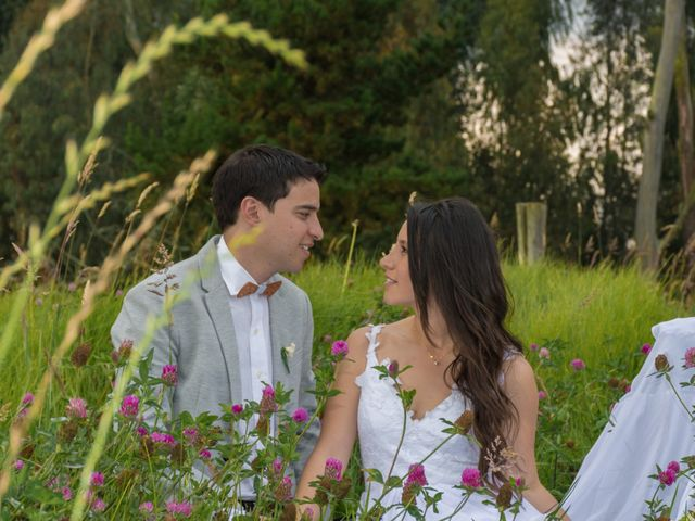 El matrimonio de Germán y Ana en Madrid, Cundinamarca 5