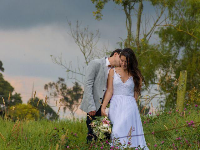 El matrimonio de Germán y Ana en Madrid, Cundinamarca 8