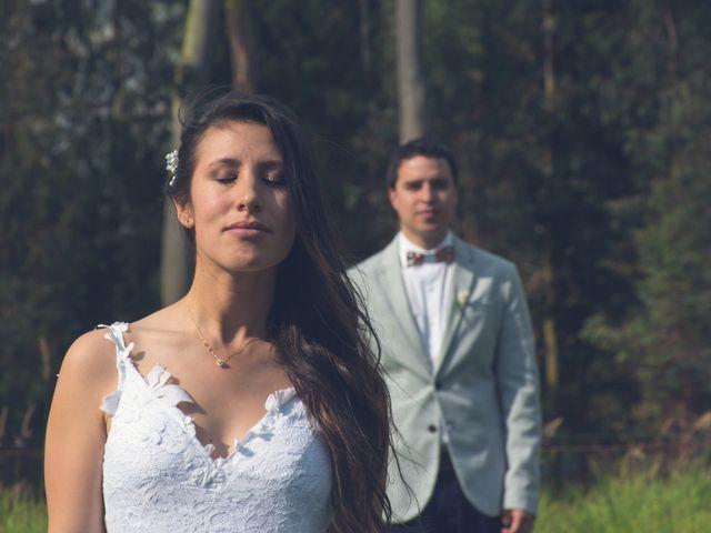 El matrimonio de Germán y Ana en Madrid, Cundinamarca 10
