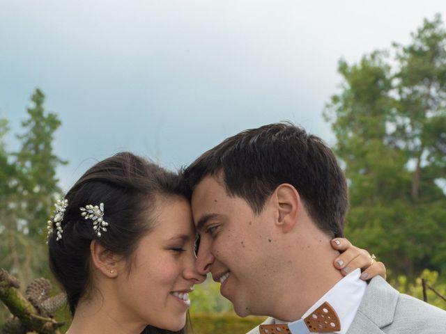 El matrimonio de Germán y Ana en Madrid, Cundinamarca 11