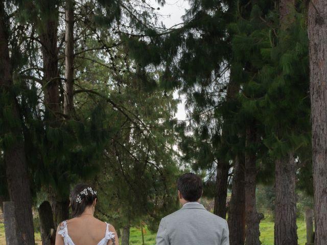 El matrimonio de Germán y Ana en Madrid, Cundinamarca 13