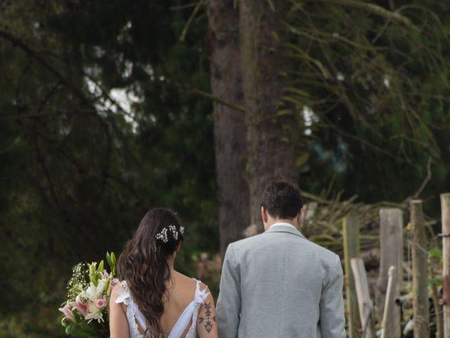 El matrimonio de Germán y Ana en Madrid, Cundinamarca 14