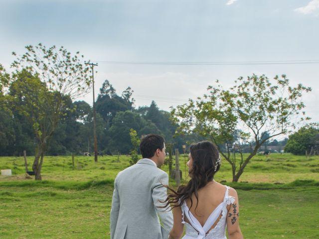 El matrimonio de Germán y Ana en Madrid, Cundinamarca 18