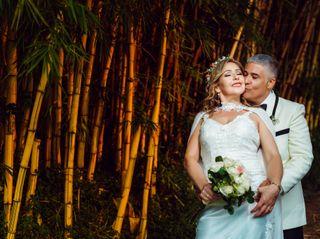 El matrimonio de Heidy y Luis Fernando