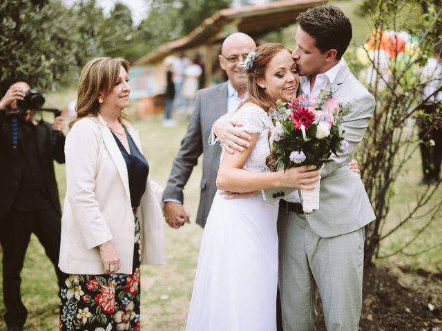 El matrimonio de Rafael y Laura en Subachoque, Cundinamarca 20