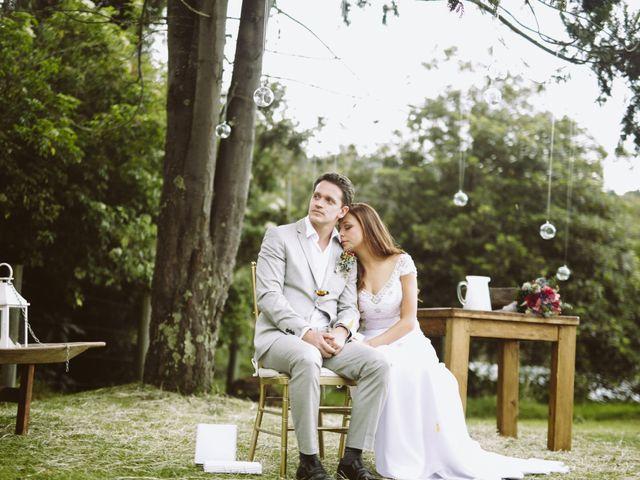 El matrimonio de Rafael y Laura en Subachoque, Cundinamarca 29