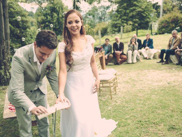 El matrimonio de Rafael y Laura en Subachoque, Cundinamarca 35