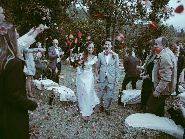 El matrimonio de Rafael y Laura en Subachoque, Cundinamarca 43