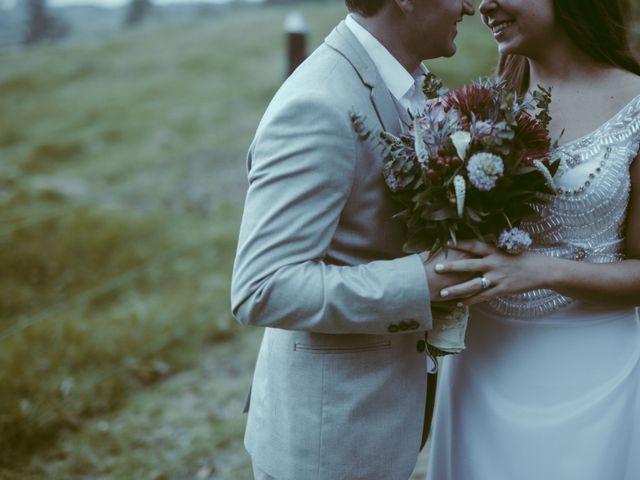 El matrimonio de Rafael y Laura en Subachoque, Cundinamarca 47