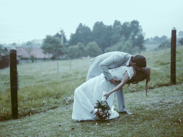 El matrimonio de Rafael y Laura en Subachoque, Cundinamarca 54