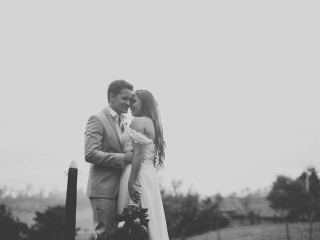 El matrimonio de Rafael y Laura en Subachoque, Cundinamarca 56